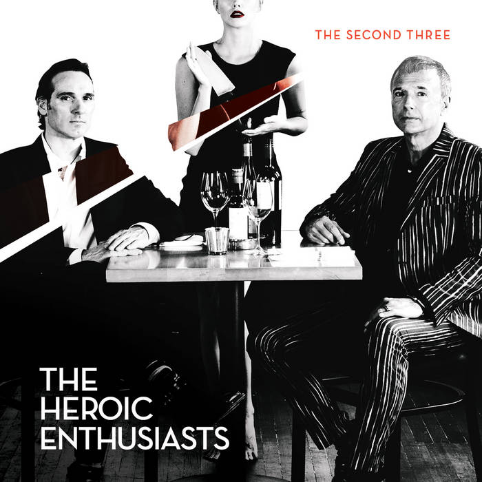 The Second Three (3P) cover art