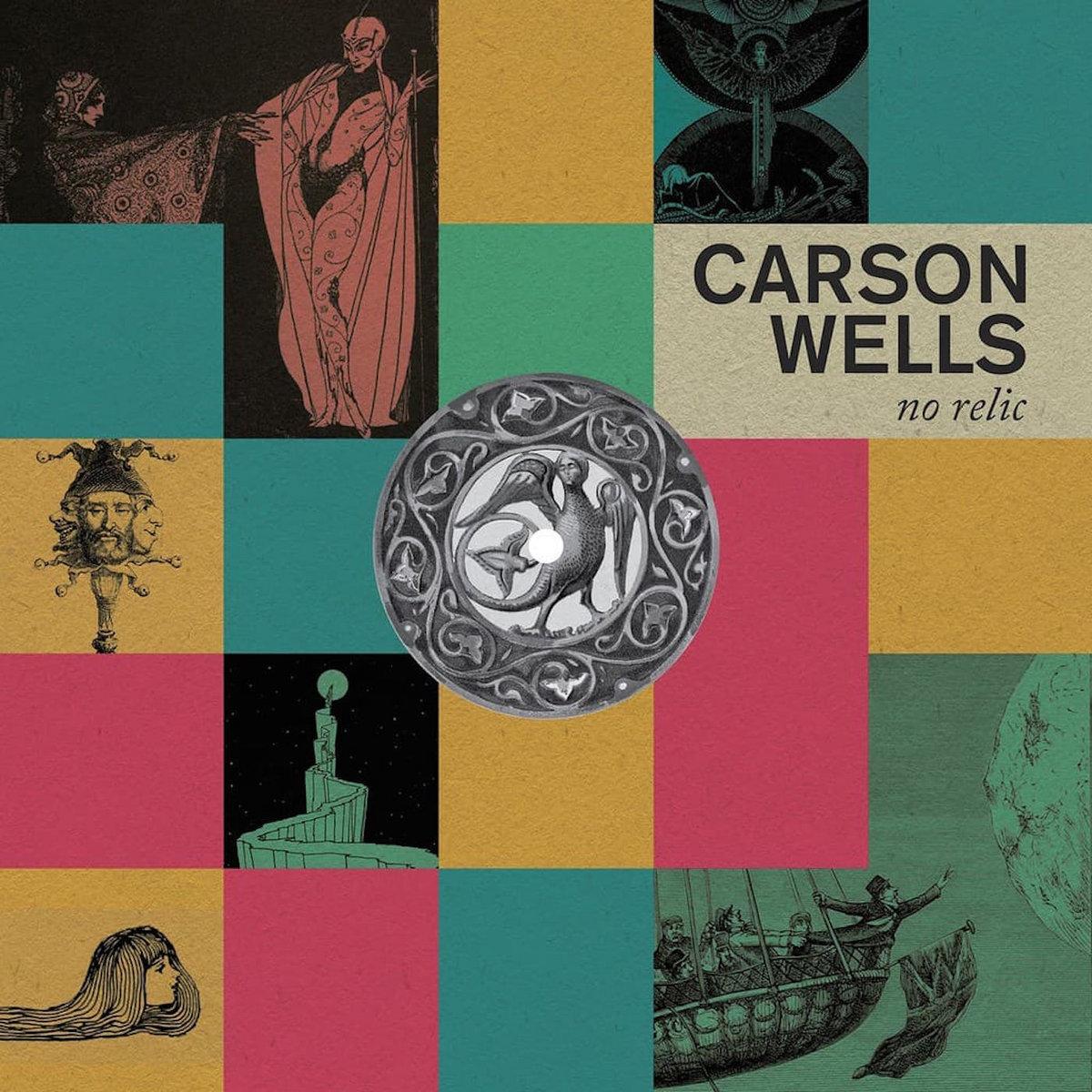 Carson Wells - No Relic [EP] (2018)