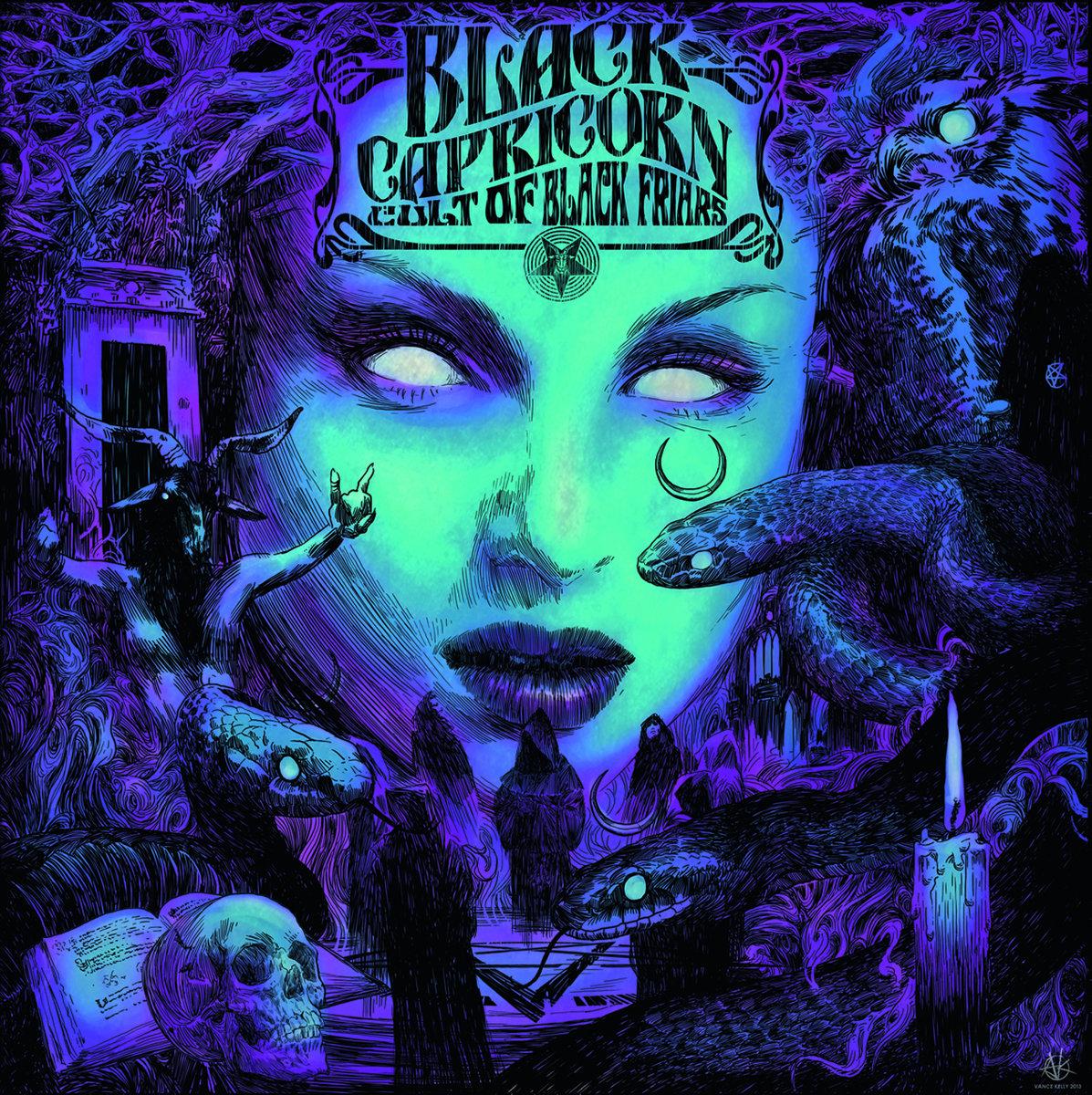Cult of Black Friars | Black Capricorn