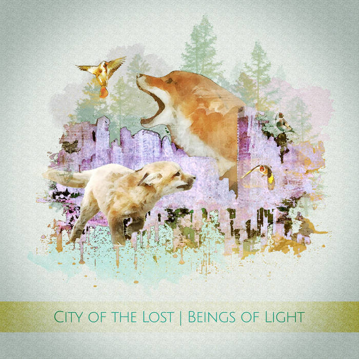 Новый альбом CITY OF THE LOST - Beings of Light (2017)
