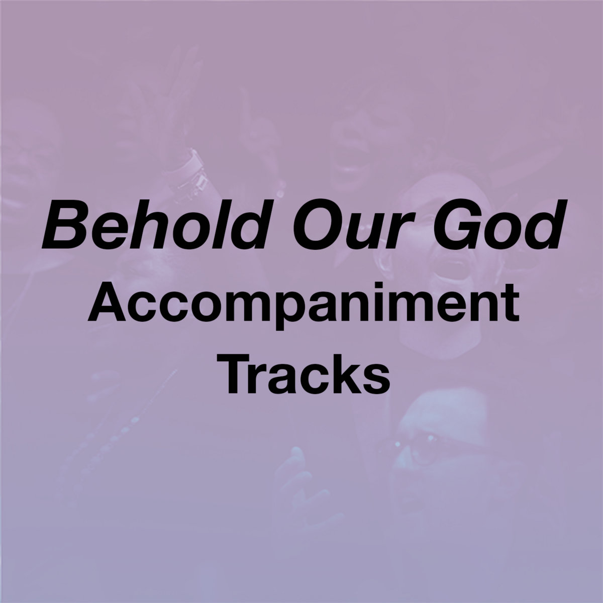 Worship You Forever - Accompaniment | Sovereign Grace Music