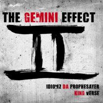The Gemini Effect (EP) cover art