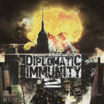 Diplomatic Immunity 2 {MOCRCYD042} cover art