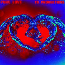 Pure Love LP cover art