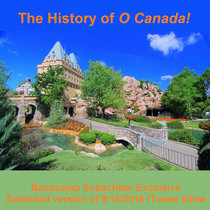 History of the O Canada! film, part 1 cover art
