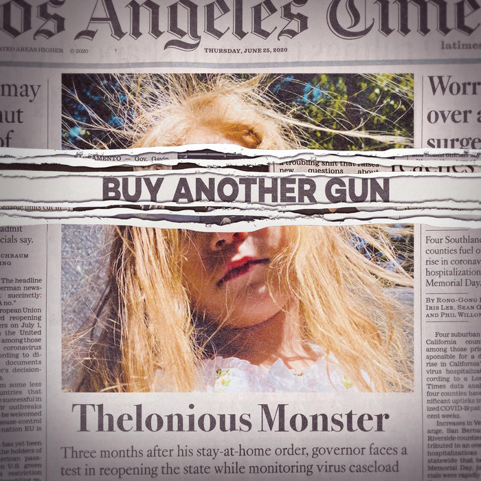 Buy Another Gun | Thelonious Monster Image