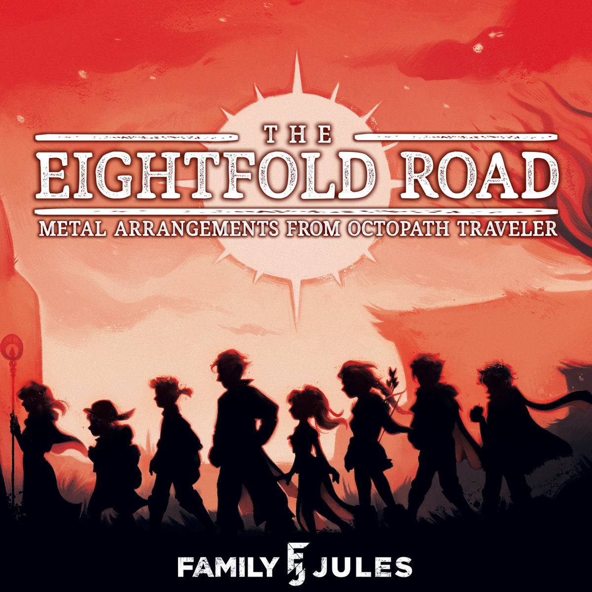 The Eightfold Road: Metal Arrangements from Octopath Traveler