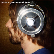 We Are Giants original demo cover art