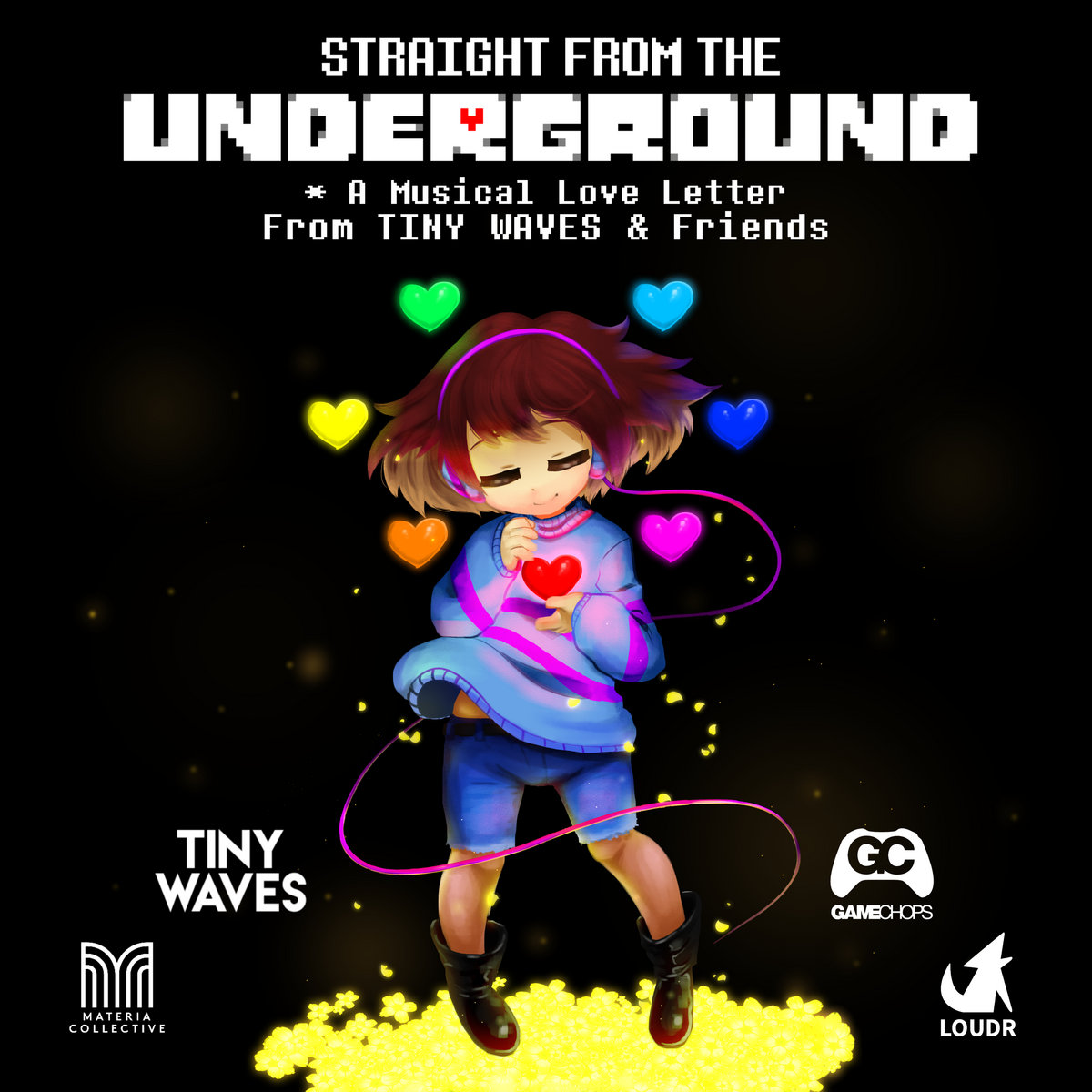 Straight from the Underground | Tiny Waves