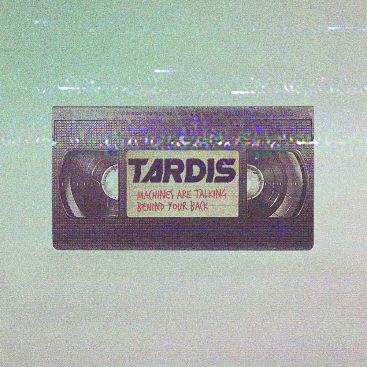 """Résultat de recherche d'images pour """"tardis machine are talking behind your back cd"""""""