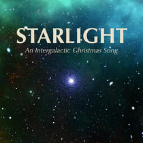 STARLIGHT (Holiday EP) cover art