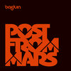 Balduin - Post From Mars (AL022) Cover Art