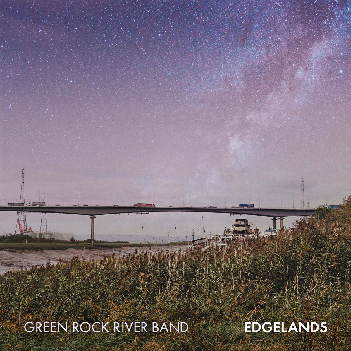 Image result for green rock river band edgelands