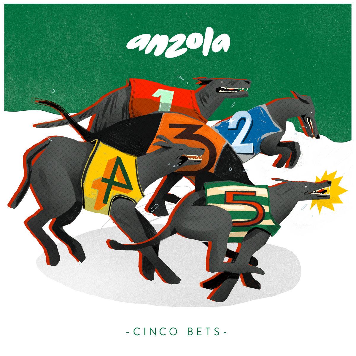 Cinco Bets by Anzola