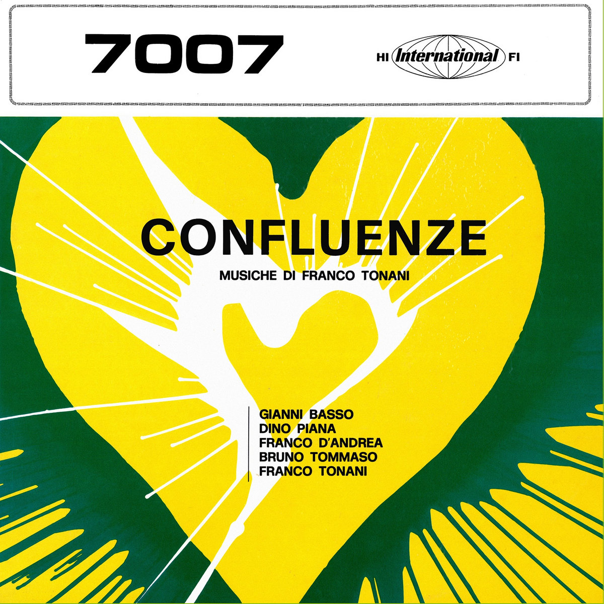 FONIT 7007 - CONFLUENZE