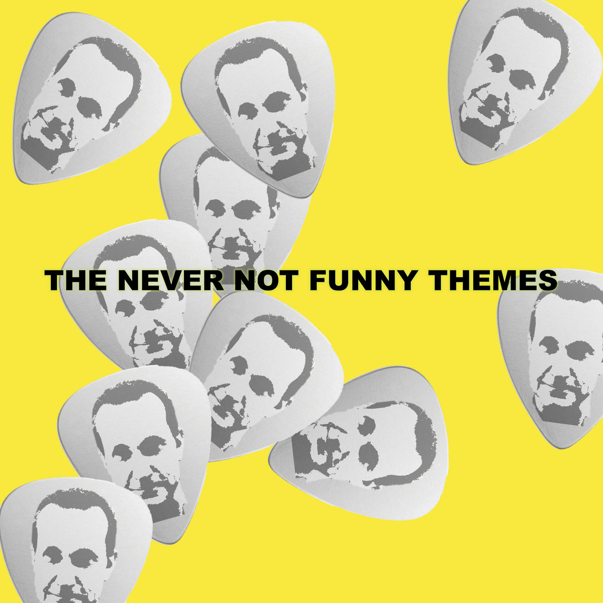 the never not funny themes mike henry
