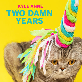 Two Damn Years by Kyle Anne