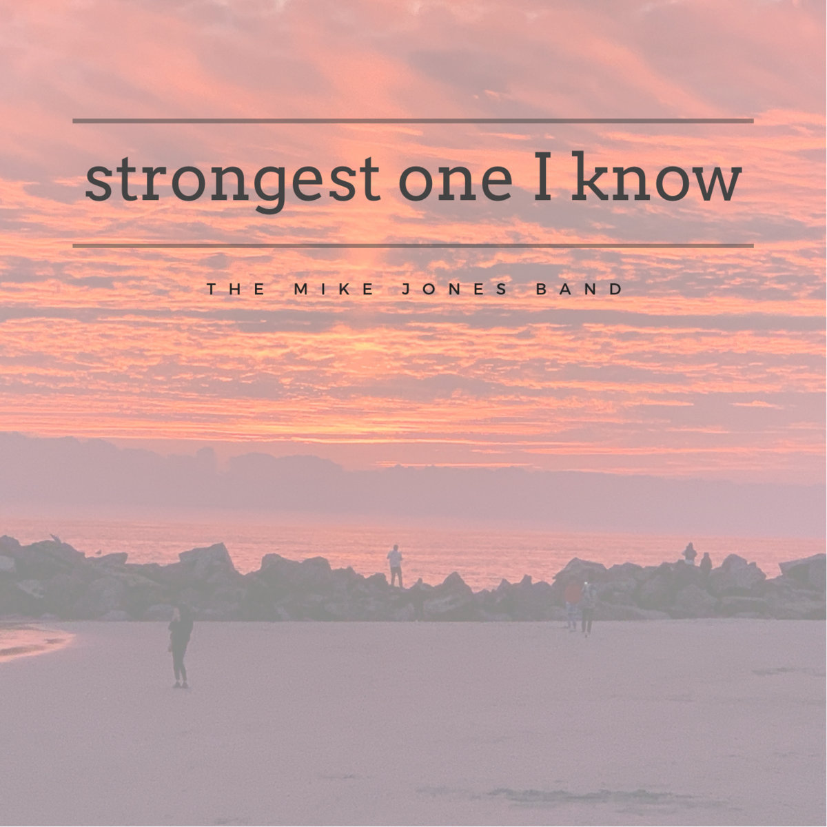 Strongest One I Know by The Mike Jones Band