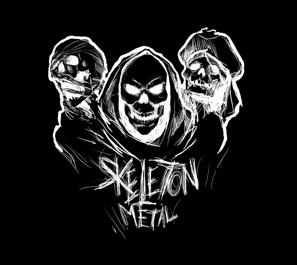 Skeleton Metal | Vargskelethor
