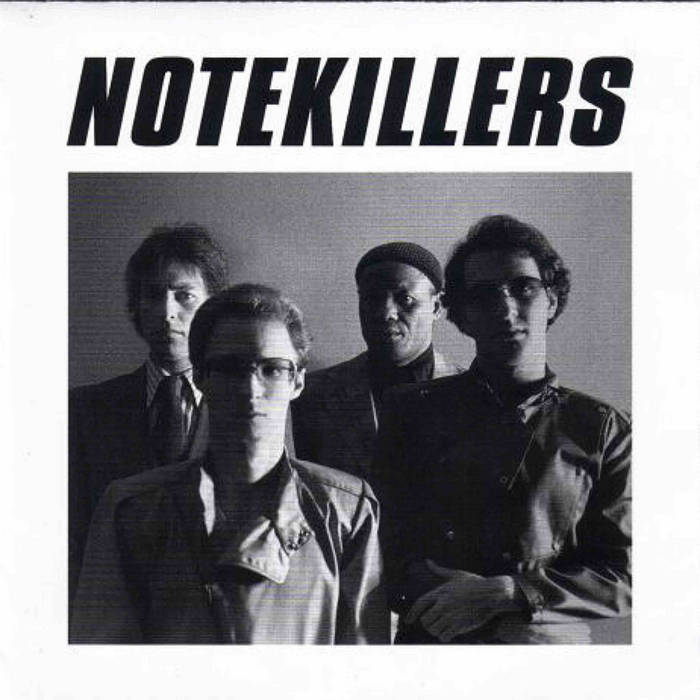 The Notekillers David First Art Rock