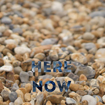 Here. Now. cover art