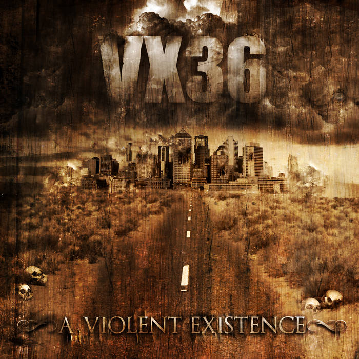 A Violent Existence cover art