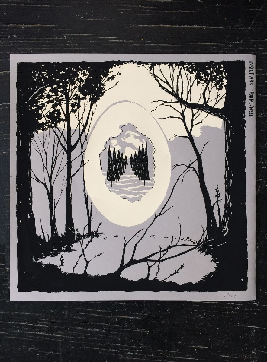 Portal/Well - Vinyl | Insect Ark