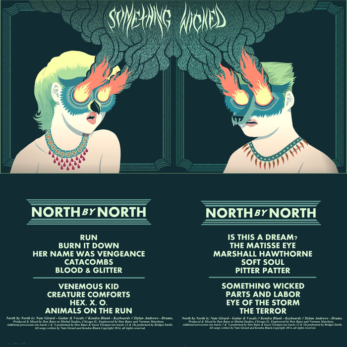Something Wicked North By North