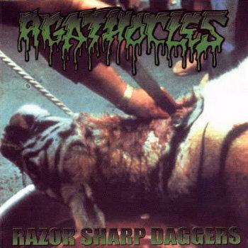 AGATHOCLES GRINDCORE BONES BRIGADE RECORDS