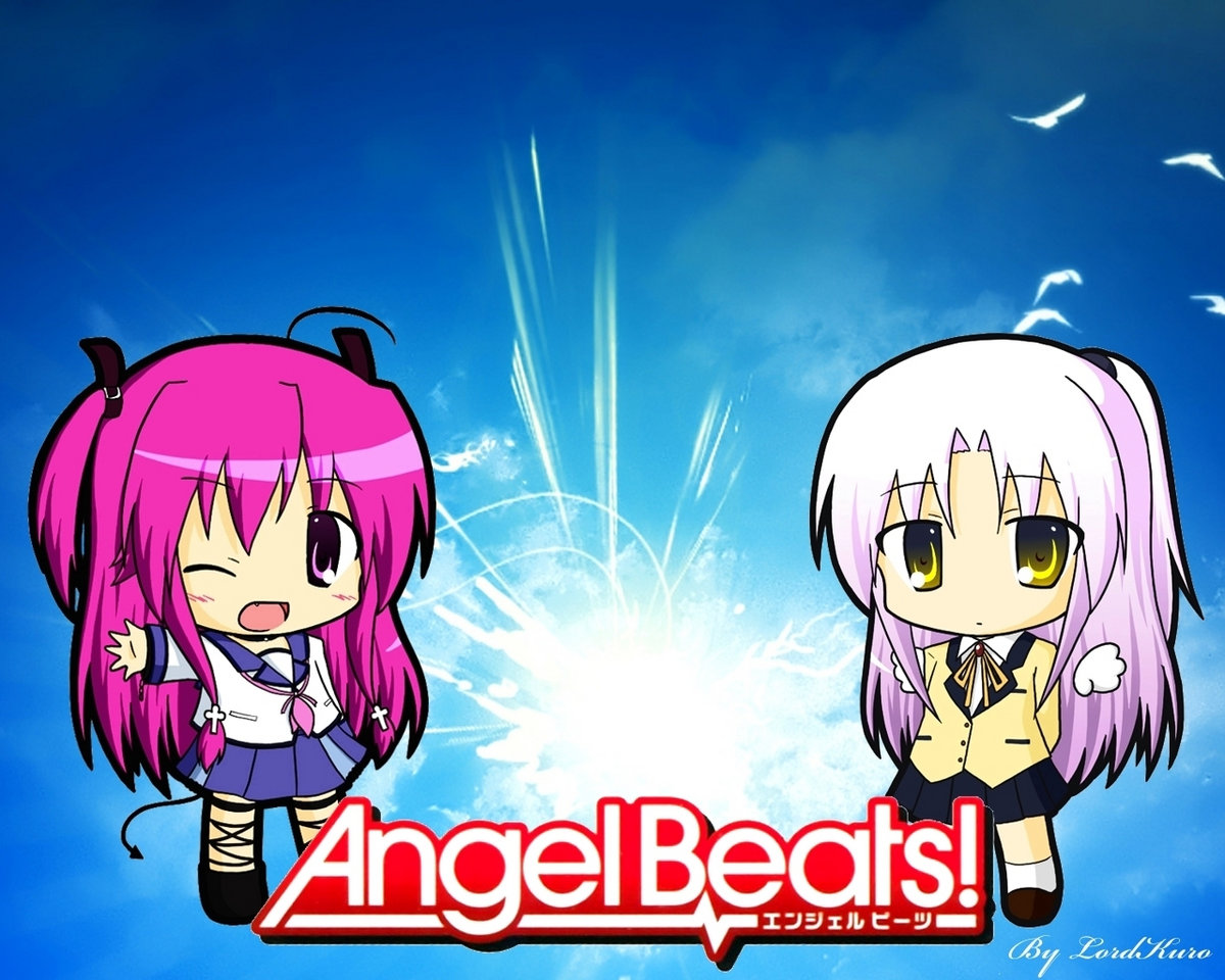 "Angel Beats Op my soul, your beats! - ""angel beats!"" theme (johnson nguyen"