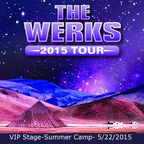 Live @ VIP Stage, Summer Camp Music Festival-Chillicothe, IL 5/22/2015 cover art
