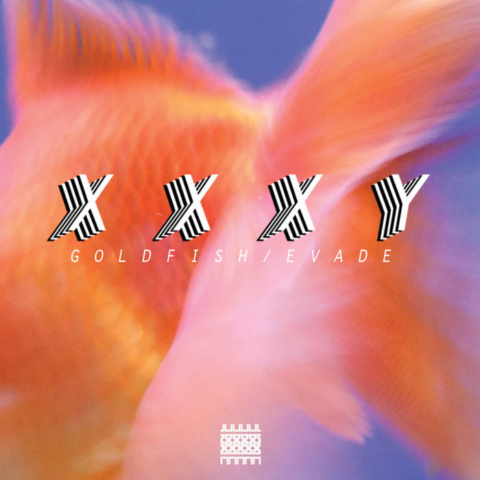 Goldfish / Evade cover art