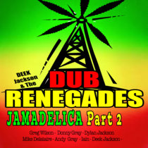 Jamadelica Part 2 (Album) cover art