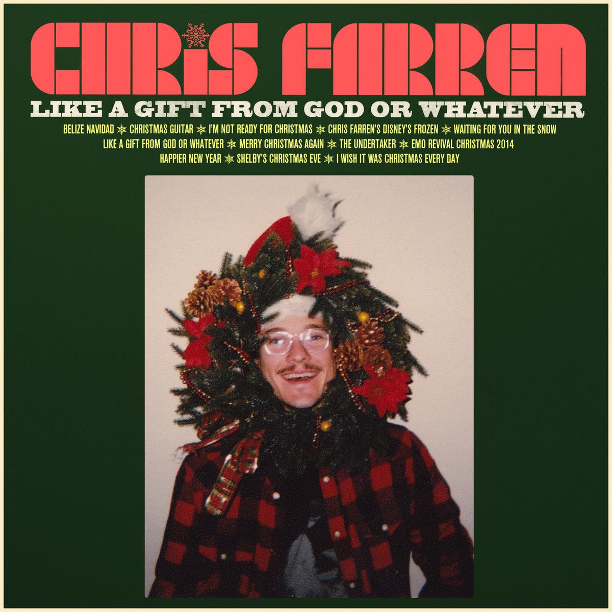 I\'m Not Ready For Christmas (Ft. Mae Whitman) | Chris Farren