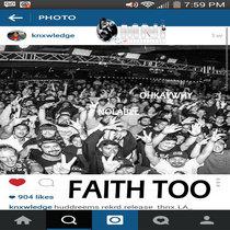 FAITH TOO cover art