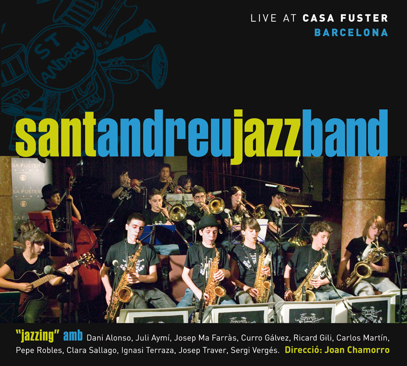 Jazzing Live At Casa Fuster Sant Andreu Jazz Band