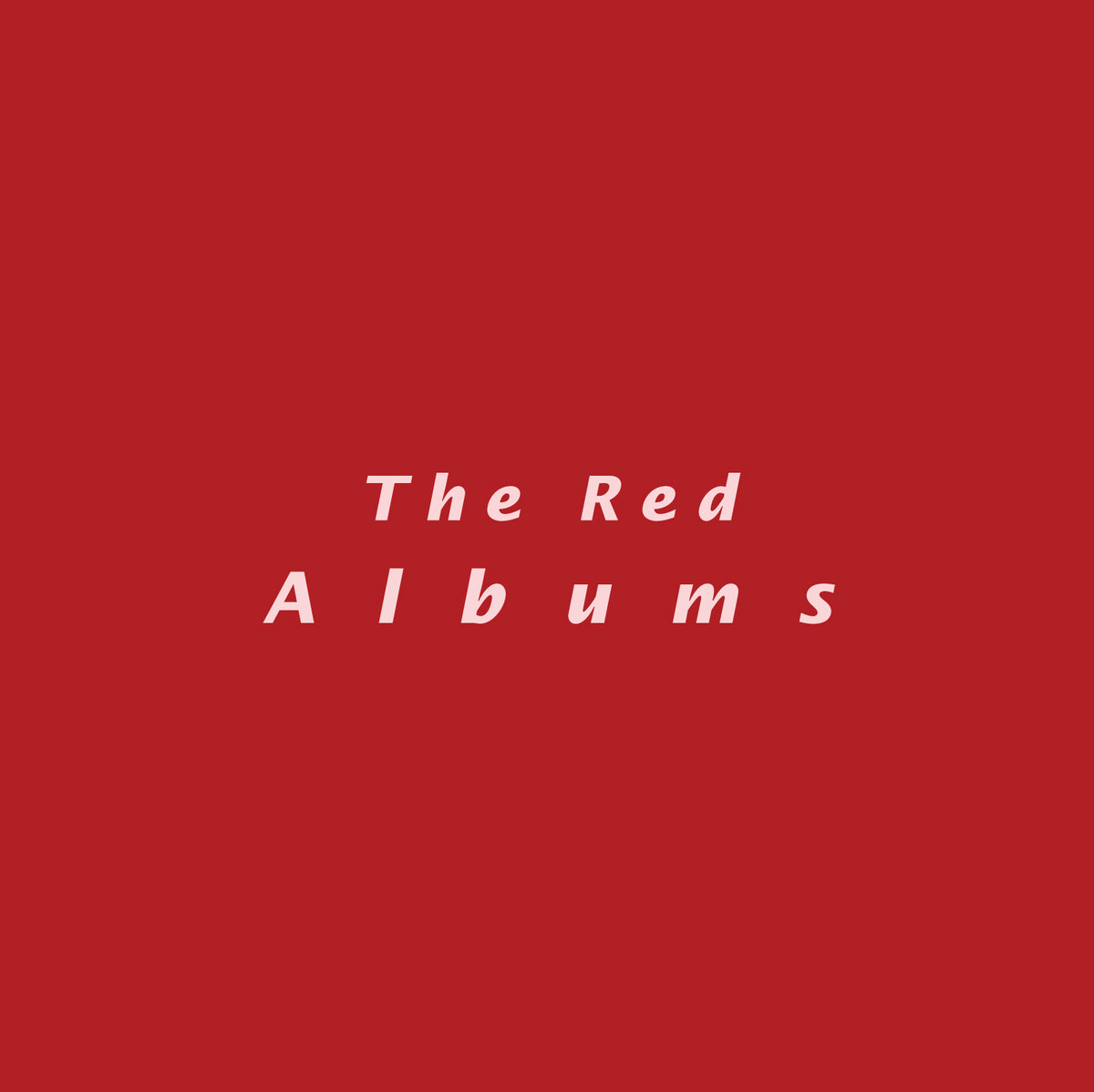 The Red Albums | Charcoal Owls