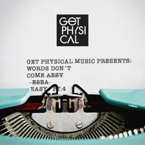 Get Physical Presents: Words Don't Come Easy Pt. 4 cover art