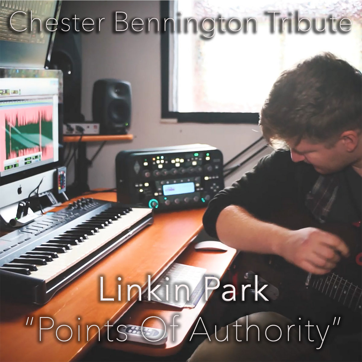Points of Authority (Linkin Park Cover) Ft  Sam Robson