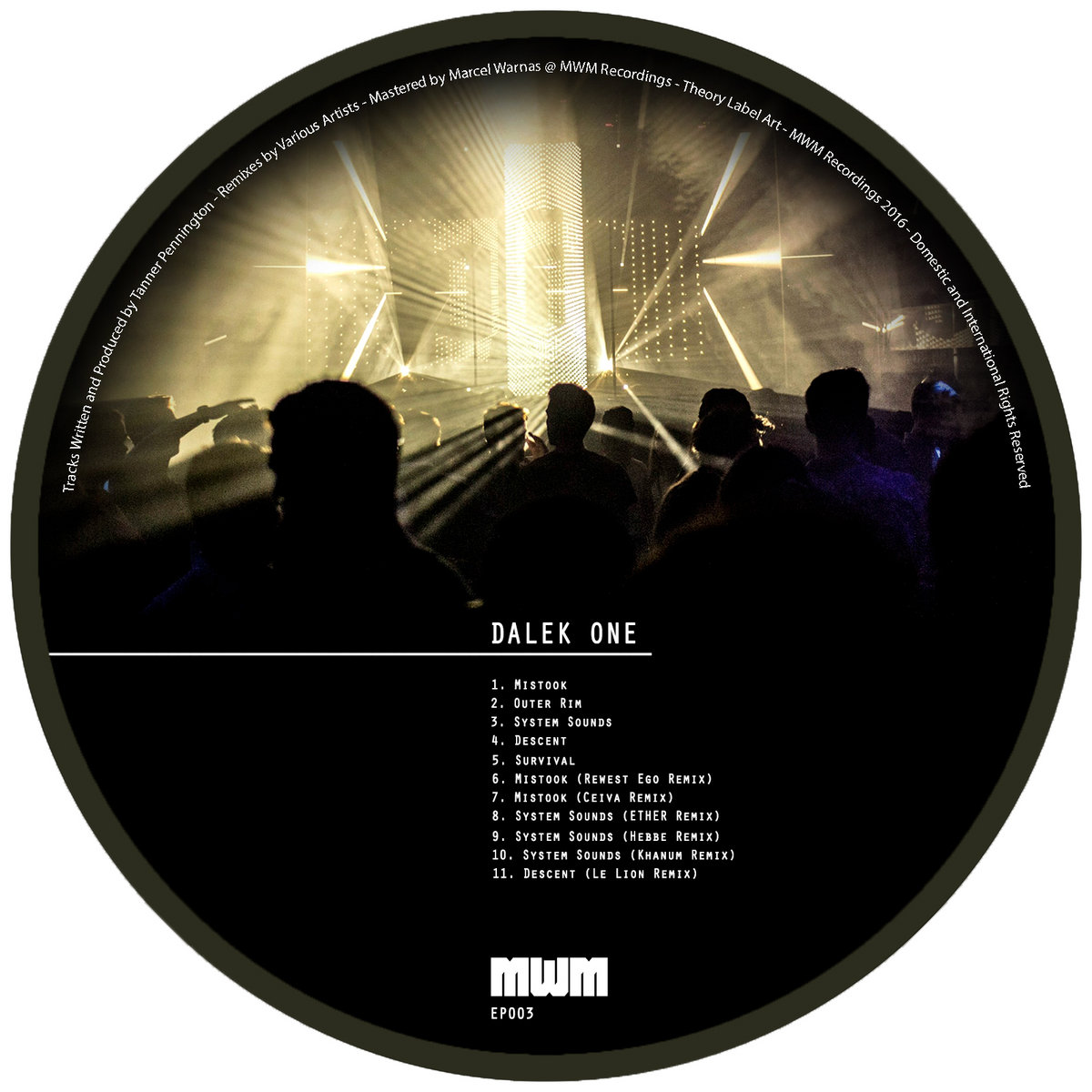 System Sounds EP   MWM recordings