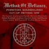 Phantom Sound Clash Cut-Up Method: One Cover Art