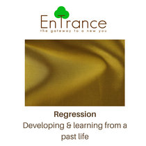 Regression – Developing & learning from a past life cover art