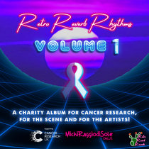 RetroReverbRhythms Vol 1(TAPE) cover art