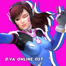 D.Va Online OST cover art