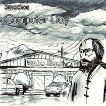 (Strange Life Records SLR015) Computer Day cover art