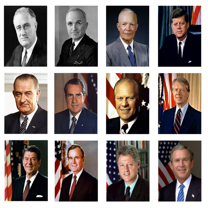 The Presidents of the United States of America (Volume 3 ...