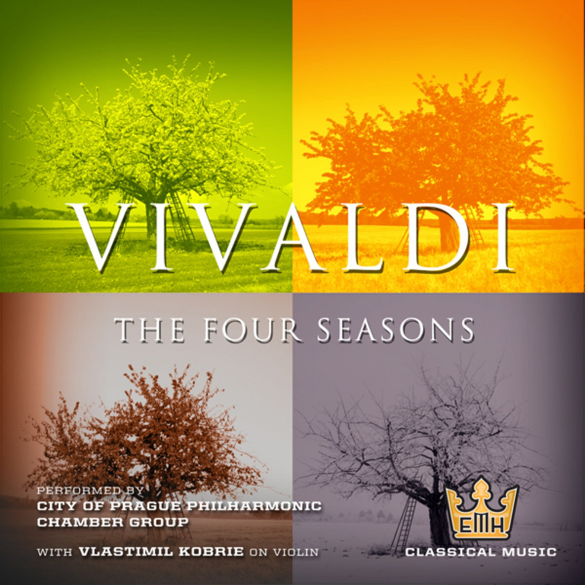 4 Seasons Group vivaldi - the 4 seasons | emh classical music