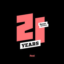 Sonar Kollektiv 21 Years... Feel cover art