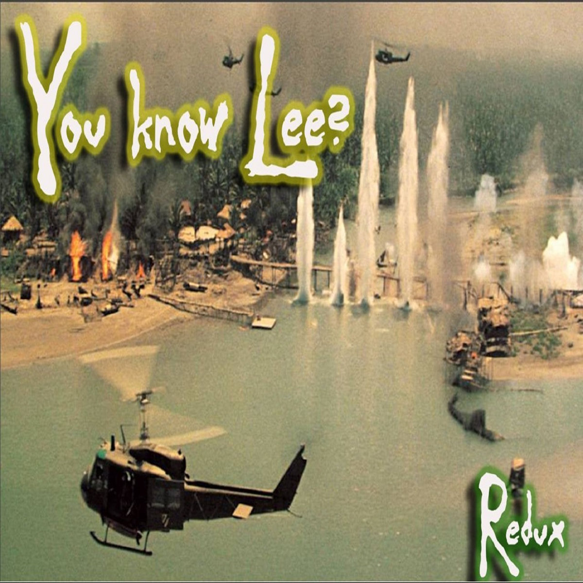 Nine Inch Nails. Only (YkL? remix) | You know Lee?