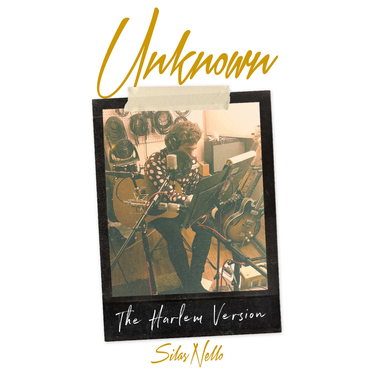 Unknown (The Harlem Version) by Silas Nello